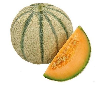 au marché fleury - melon