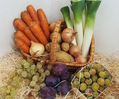 AU MARCHE FLEURY - VENTE EN LIGNE DE FRUITS ET LEGUMES - paniers fruits et legumes printemps