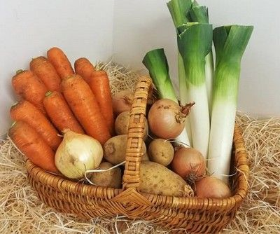 AU MARCHE FLEURY - VENTE EN LIGNE DE FRUITS ET LEGUMES - paniers legumes printemps