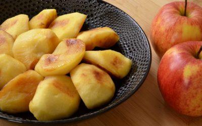 Pommes cuites sautées ( 4 personnes )